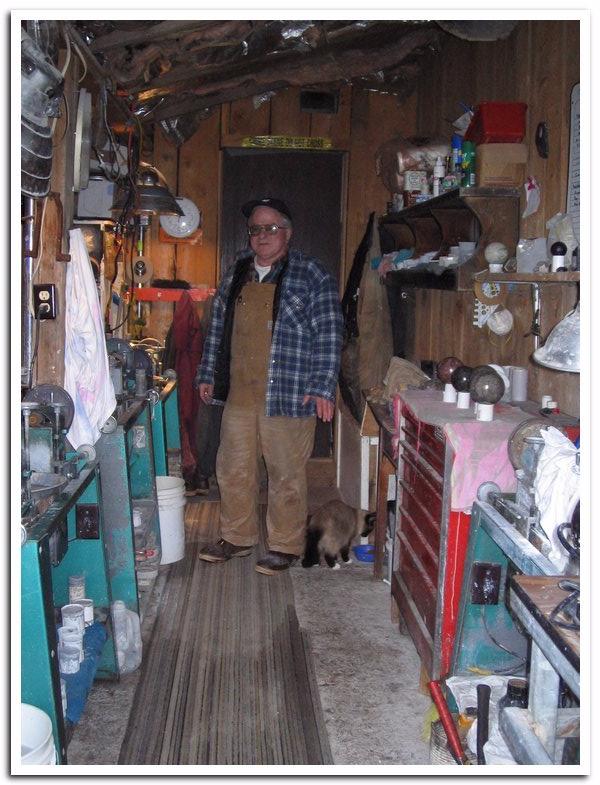 Larry Heddy workshop