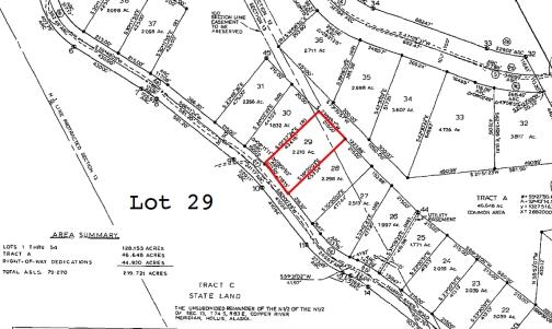 Lot 29 Harris River Subdivision